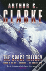 SPACE TRILOGY'ISLANDS OF THE SKY', 'EARTHLIGHT', 'THE SANDS OF MARS'