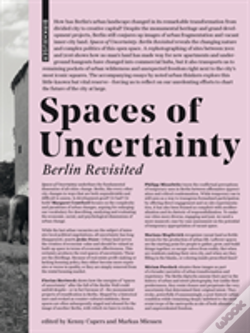Wook.pt - Spaces Of Uncertainty Berlin Revisited