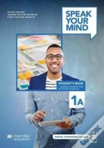 Speak Your Mind Level 1 Student'S Book A With Student'S App And Access To Digital Workbook