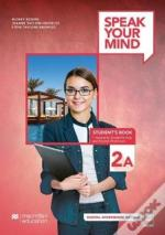 Speak Your Mind Level 2 Student'S Book A With Student'S App And Access To Digital Workbook