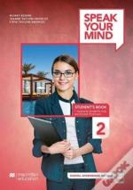 Speak Your Mind Level 2 Student'S Book With Student'S App And Access To Digital Workbook
