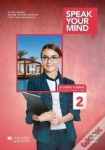 Speak Your Mind Level 2 Student'S Book With Student'S App