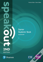 Speakout Starter Students' Book And Dvd-Rom Pack