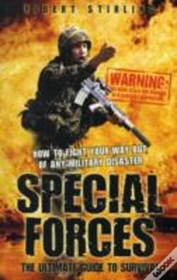 Wook.pt - Special Forces - The Ultimate Guide To Survival