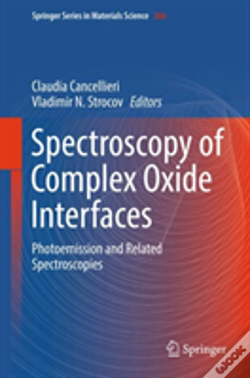 Wook.pt - Spectroscopy Of Complex Oxide Interfaces