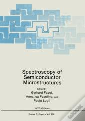 Spectroscopy Of Semiconductor Microstructures