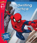 Spider-Man: Handwriting Practice, Ages 6-7