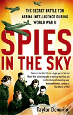 Wook.pt - Spies In The Sky