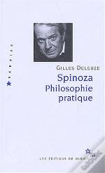 Spinoza Philosophie Pratique