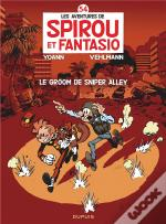 Spirou Et Fantasio T.54 ; Le Groom De Snipper Alley