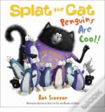 Splat Cat - Penguins are Cool!