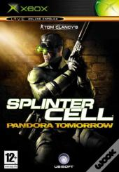 Splinter Cell - Pandora Tomorrow - Xbox
