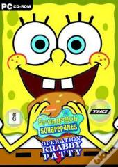 Sponge Bob Operation Krabby Patty
