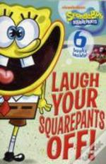 Spongebob: Untitled Joke Book Bind-Up