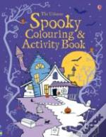 Spooky Colouring And Activity Book
