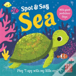 Spot And Say: Sea