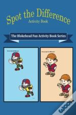 Spot The Difference Activity Book