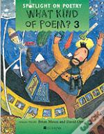 SPOTLIGHT ON POETRYWHAT KIND OF POEM?