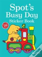 Spot'S Busy Day Sticker Book