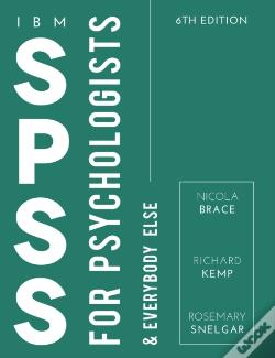 Wook.pt - Spss For Psychologists