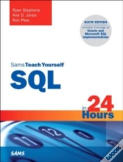 Wook.pt - Sql In 24 Hours, Sams Teach Yourself