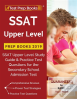 Ssat Upper Level Prep Books 2019