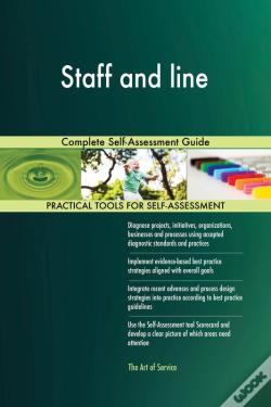 Wook.pt - Staff And Line Complete Self-Assessment Guide