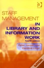 Staff Management In Library And Information Work