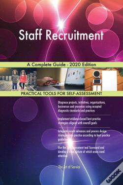 Wook.pt - Staff Recruitment A Complete Guide - 2020 Edition