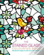Stained Glass Colouring Book 2