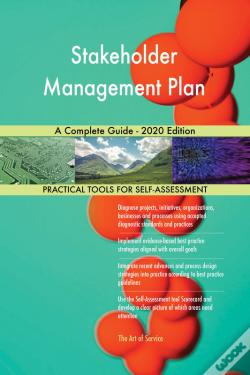 Wook.pt - Stakeholder Management Plan A Complete Guide - 2020 Edition