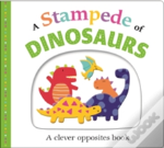 Stampede Of Dinosaurs