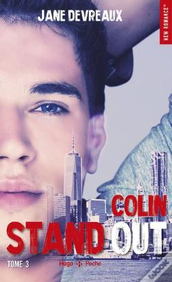 Wook.pt - Stand Out - Tome 3 Colin