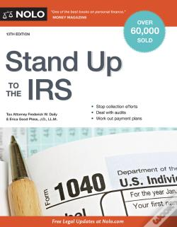 Wook.pt - Stand Up To The Irs