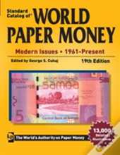 Standard Catalog Of World Paper Money - Modern Issues - 19th Edition