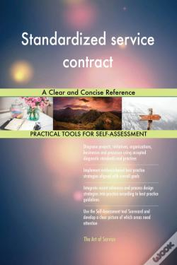 Wook.pt - Standardized Service Contract A Clear And Concise Reference