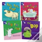 Star Phonics Pack 2 (4 Fiction Books)