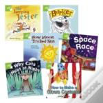 Star Reading Green Level Pack (5 Fiction And 1 Non-Fiction Book)