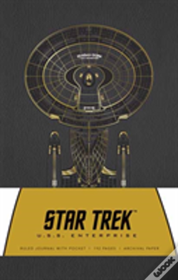 Wook.pt - Star Trek Ruled Journal