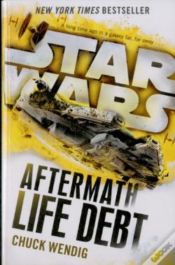 Wook.pt - Star Wars: Aftermath: Life Debt