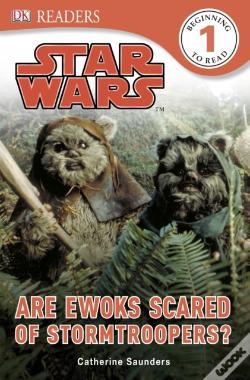 Wook.pt - Star Wars Are Ewoks Scared Of Stormtroopers?