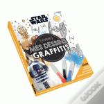 Star Wars, Coffret Mes Dessins Graffitis, Ateliers Disney Coffret