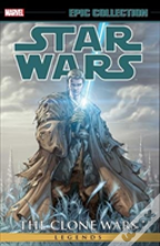 Star Wars Epic Collection: The Clone Wars Vol. 2
