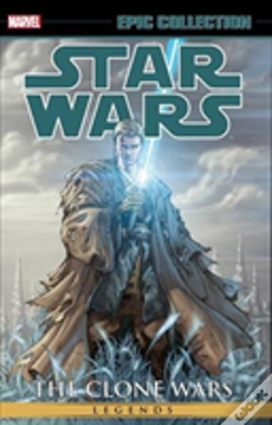 Wook.pt - Star Wars Epic Collection: The Clone Wars Vol. 2