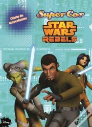 Star Wars Rebels - Autocolantes Super Cor