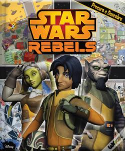 Wook.pt - Star Wars Rebels - Procura e Descobre