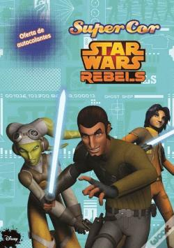 Wook.pt - Star Wars Rebels - Autocolantes Super Cor
