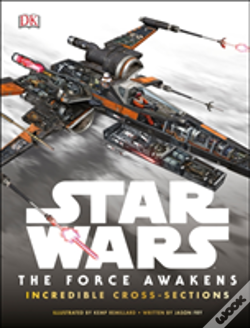 Wook.pt - Star Wars: The Force Awakens Incredible Cross Sections