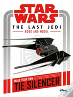 Wook.pt - Star Wars The Last Jedi Book And Model