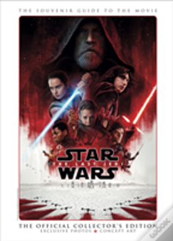 Wook.pt - Star Wars: The Last Jedi The Official Collector'S Edition